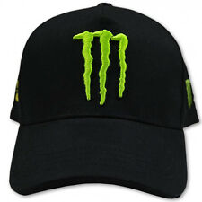 VR46 Valentino Rossi MotoGP Monster Energy Claw Cap Hat Black