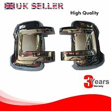 Citroen Relay wing mirror cover chrome / left&right