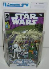 Star Wars Legacy Comic Pack #69 Princess Leia & Tobbi Dala