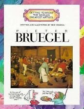 Pieter Bruegel (Getting to Know the World's Greatest Artists)-ExLibrary