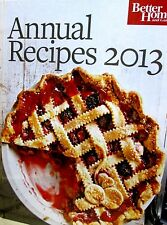 Better Homes and Gardens Annual Recipes Cookbook new hardcover