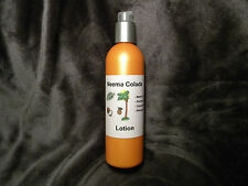Neema Colada Lotion 16 oz. with Neem Oil for rosacea, acne, demodex, eczema