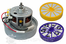 Compatible Dyson Motor and Filters Kit: DC07, DC07 Animal, HEPA, DC14, DC14 HEPA