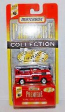 "1996 Matchbox Premiere Collection Series 7 ""RICHFIELD CO. SNORKEL FIRE TRUCK"" K5"