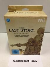 THE LAST STORY LIMITED EDITION - NINTENDO WII - PAL BRAND NEW SEALED VERY RARE