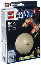 LEGO Star Wars Planets 9678: Twin-Pod Cloud Car and Bespin -Brand New