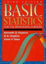 Basic Statistics for the Behavioral Sciences (3rd Edition)