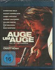 Auge um Auge - Out of the Furnace [Blu-ray] Christian Bale  Neu!