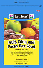 Fertilome Fruit,Citrus and Pecan Tree Food, 4lb Bag