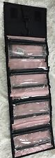New Mary Kay Travel Roll Up Bag Make up Organizer Black