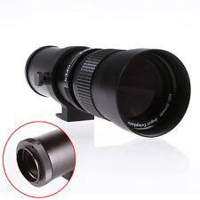 420-800mm f/8.3-16 Zoom Telephoto Lens MF For Pentax K PK K1 K3 II K5IIs KS1 KS2
