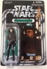 Star Wars Action Figure of IMPERIAL NAVY COMMANDER ( VC 94) Vintage Card
