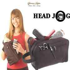 Head Jog Wash Bag, Black, Professional or college use, Hairdressers bag