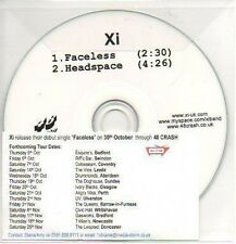 (P968) Xi, Faceless / Headspace - DJ CD