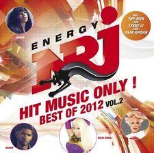 NRJ Hit Music Only! Best of 2012/2 Asaf Avidan & the Mojos, Lykke Li, K.. [2 CD]