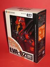 Kaiyodo Neon Genesis Evangelion EVA02 1997 Movie Revoltech #027 Action Figure
