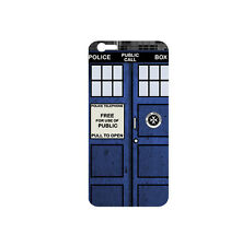 707 Skins BACK Wrap For Apple iPhone 6S PLUS  Cover Decal Sticker - TARDIS