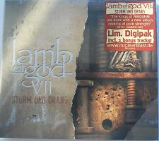 Lamb of God - VII: Sturm Und Drang CD Deluxe (new album/disco sealed)