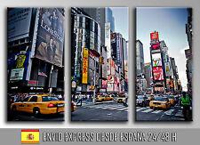 Cuadros En Lienzo, 100 x 62 cm, New york, Nueva York. ref. L26026