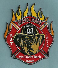 CHICAGO FIRE DEPARTMENT ENGINE COMPANY 18 PATCH