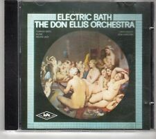 (GM239) The Don Ellis Orchestra, Electric Bath - CD