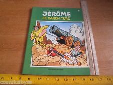 JEROME Vandersteen French comic 1969 Le Canon Turc #28
