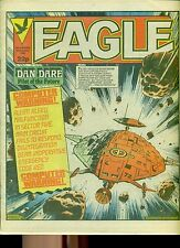 EAGLE weekly British comic book February 4 1984 VG+