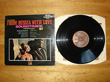 From Russia with Love Soundtrack LP Vinyl Record 1963 SLS50291