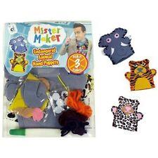 Mister Maker Animale Marionette Da Mano