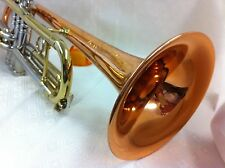 Conn 10B Trumpet with Coprion Bell