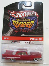 HOT WHEELS LARRYS GARAGE '57 CHRYSLER 300 #25/39