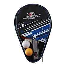 Joerex 3 Star Table Tennis Paddles Racket Bat Shake Hand FL Ping Pong + 2 Balls