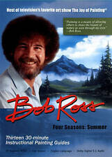 Bob Ross: Four Seasons - Summer (DVD, 2015, 3-Disc Set)