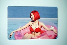 SNSD Girls' Generation Single Album Party Sunny Official Photo Sticker Card KPop