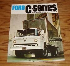 Original 1968 Ford Truck C-Series Sales Brochure 68