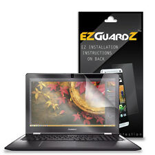"1X EZguardz Screen Protector Shield HD 1X For Lenovo Flex 3 15 (15.6"") Laptop"