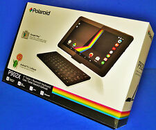"BRAND NEW Polaroid 9"" Android 5.1 Lollipop Tablet + Wireless Keyboard (P902X)"