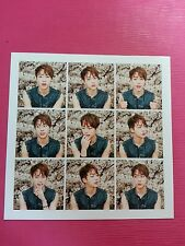 BTS JIN Official Photo Card 3rd Album IN THE MOOD FOR LOVE Photocard ITMFL