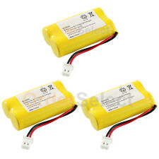 3 NEW OEM BG0025 BG025 Cordless Home Phone Rechargeable Replacement Battery Pack