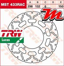 Disque de frein Arrière TRW Lucas MST433RAC Yamaha XV-Y 1700 V-max ABS RP21 09-