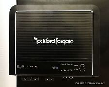 NEW Rockford Fosgate R500X1D Prime Series Class D Monoblock Amplier NEVER OPENED