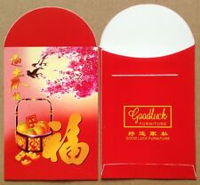 Ang pow red packet Good Luck Furniture 1 PC   new