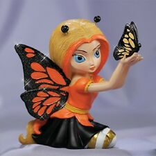 Beautiful as a Butterfly Jasmine Becket Griffith Fairy Figurine - Busy as a Bee