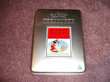 Walt Disney Treasures Mickey Mouse in Living Colour 2 DVD IN TIN CASE