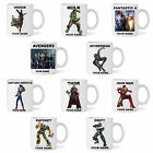 MARVEL PERSONALISED TEA COFFEE CUP MUG PERFECT GIFT CHRISTMAS ADD YOUR NAME