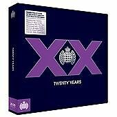 Ministry Of Sound - XX Twenty Years (4 X CD ' Various Artists)