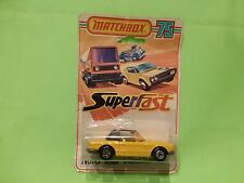 MATCHBOX SUPERFAST - NO= 6  MERCEDES TOURER  - NEAR MINT IN ORIGINAL BOX