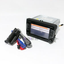 OEM Car Radio RCD510 AUX USB+Rear View Camera RGB For GOLF JETTA TIGUAN PASSAT