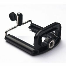 Hot Universal Mobile Phones Clip Holder Mount Bracket Adapter For Tripod Stand