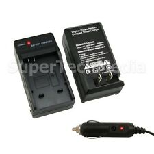 Battery Charger For Canon LP-E6 LPE6 CBC-E6 EOS 5D Mark II, 5D Mark III, 5DS
